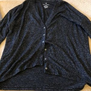 Soft and sexy cardigan sweater